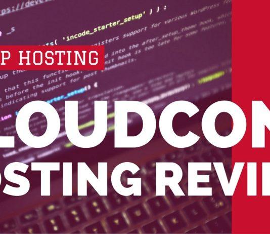 Cloudcone Hosting Review