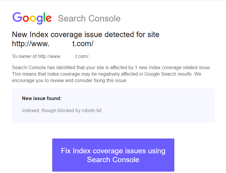 How to Fix & Resolve Indexed, though blocked by robots.txt