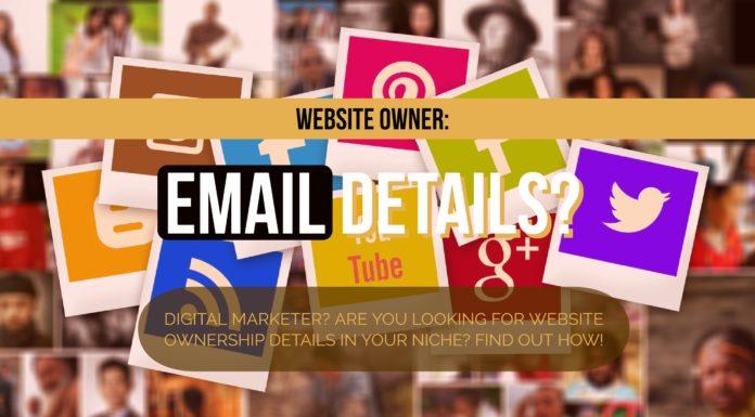 Find Website Owner Email