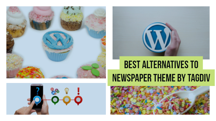 Best Alternatives to Newspaper Theme by TagDiv
