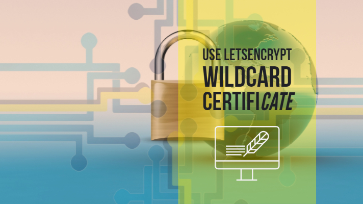 How To Create Issue and Use LetsEncrypt Wildcard Certificate for Free