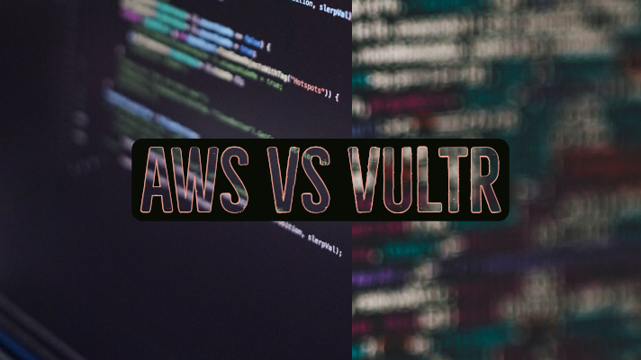 AWS vs Vultr Cloud Service Provider Comparison and Performance Details