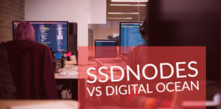SSDNodes vs Digital Ocean