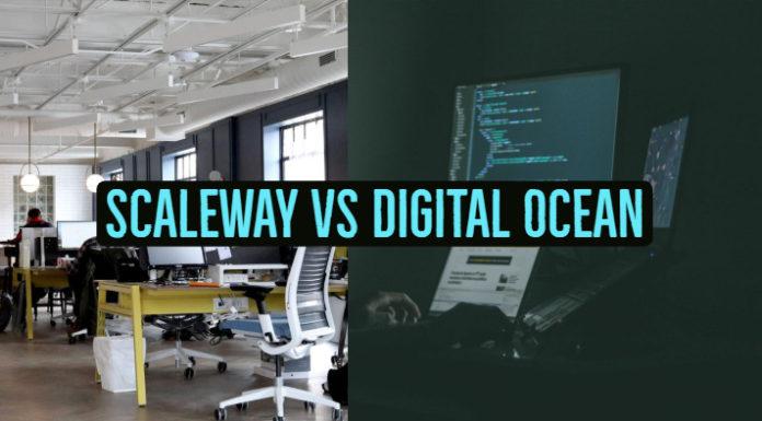 Scaleway vs Digital Ocean