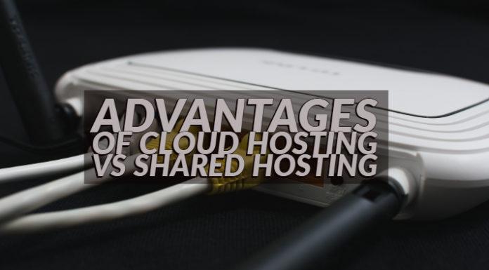 Advantages of Cloud Hosting vs Shared