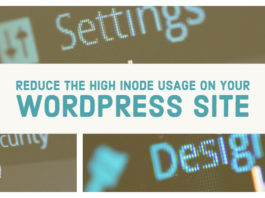 Reduce the High Inode Usage on your WordPress Site