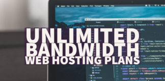 Unlimited Bandwidth Web Hosting Plans